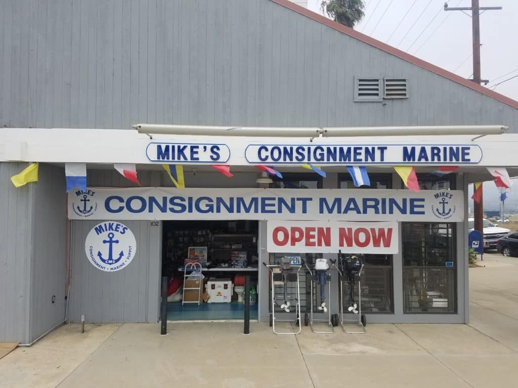 Mike's Consignment Marine Supply - Used Boat Supplies & Boat