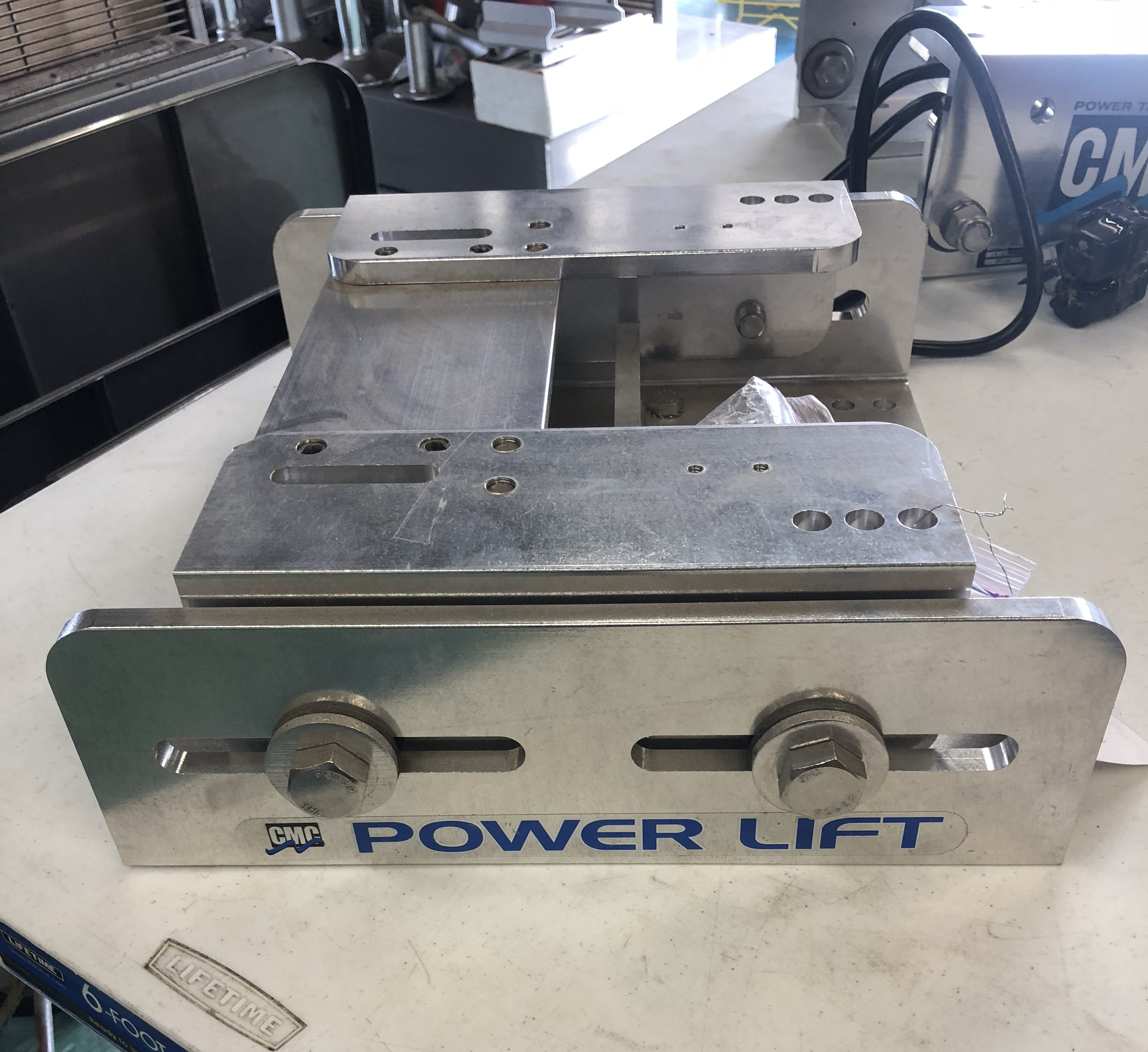 Cmc Power Lift Ml 65 10 Manual Jack Plate