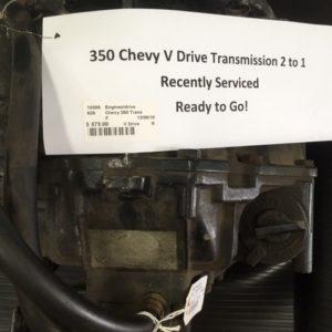 Chevy 350 Trans