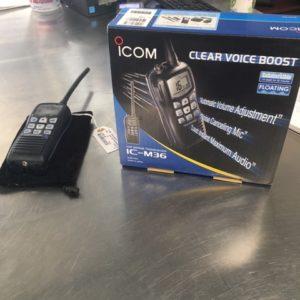 M34 VHF Handheld