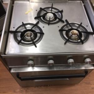 3 Burner Stove & Oven (CNG)