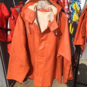 Grundens Large Jacket