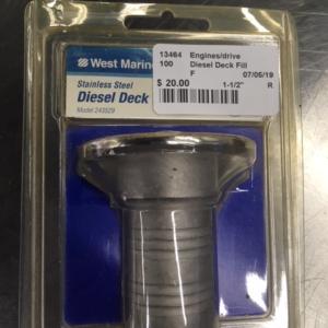 Diesel Deck Fill