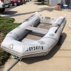 Inflatable Boat 9.5ft