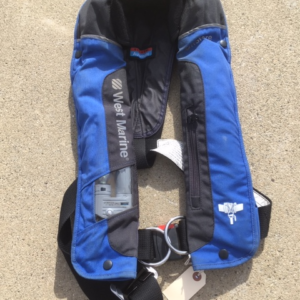 Inflatable PFD w/Harness