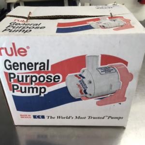 General Purpose Rule Pump