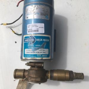 Jabsco Water Pump 12V