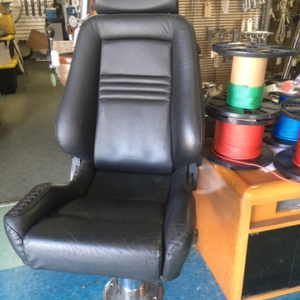 Recaro Electric Captains Chair
