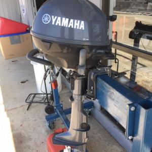 Yamaha Outboard 2.5 HP 4 Stroke
